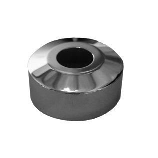 Plieger kraan rozet 3/4 x 30 mm chroom