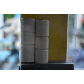 Intensions 2- Eindknoppen cilinder wit