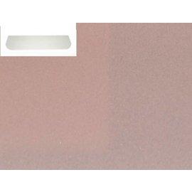 Duraline planchet rond roze