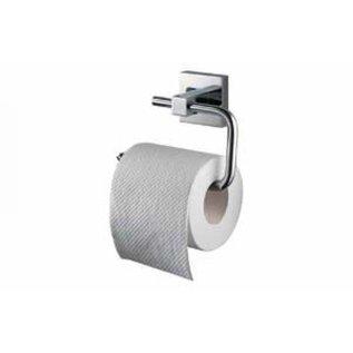 Mezzo Toiletrolhouder zonder klep Mezzo chroom Haceka
