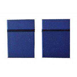 Duraline Cube Dark Blue Planchet of Plankendrager