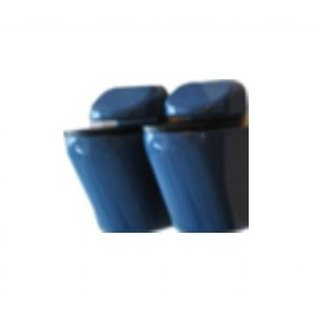 Duraline Mini Clip Blauw Plankdrager