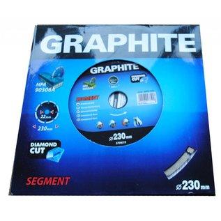 Graphite Diamantschijf Graphite Segment 230 mm