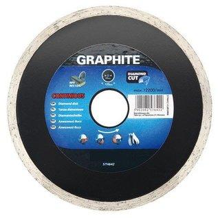 Graphite Diamantschijf Graphite Continious 115 mm