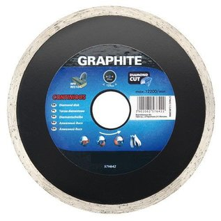 Graphite Diamantschijf Graphite Continious 125 mm
