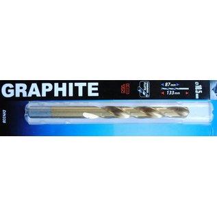 Graphite Graphite Metaalboor HSS TIN 10,5 mm