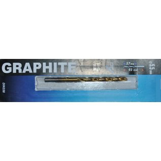 Graphite Graphite Metaalboor HSS TIN 5,5 mm
