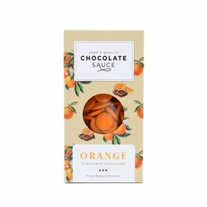 Chocolate Sauce - Orange