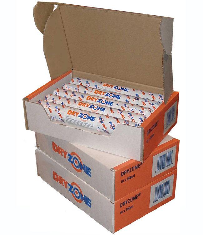 DRYZONE DRYZONE pack 3 dozen met 10 foliecartouches 600 ml