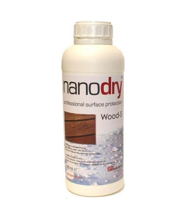 NANODRY NANODRY WOOD-S 1L