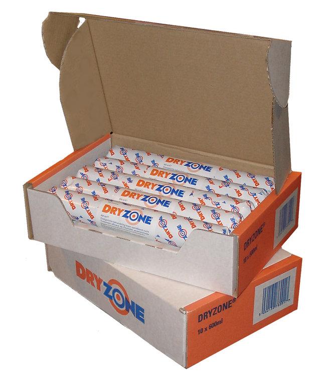 DRYZONE DRYZONE pack 2 dozen met 10 foliecartouches 600 ml