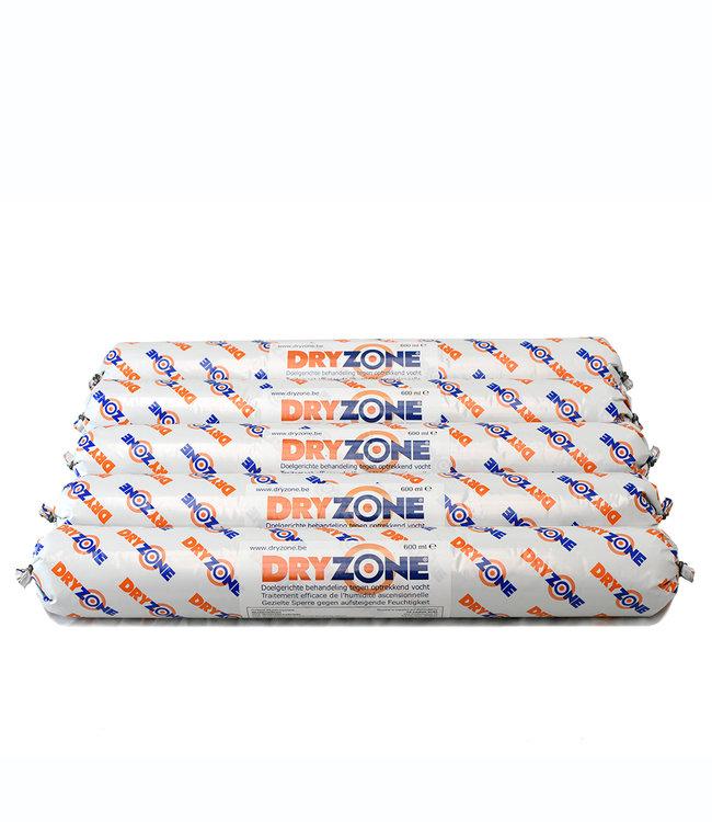 DRYZONE DRYZONE pack de 5 poches de 600 ml