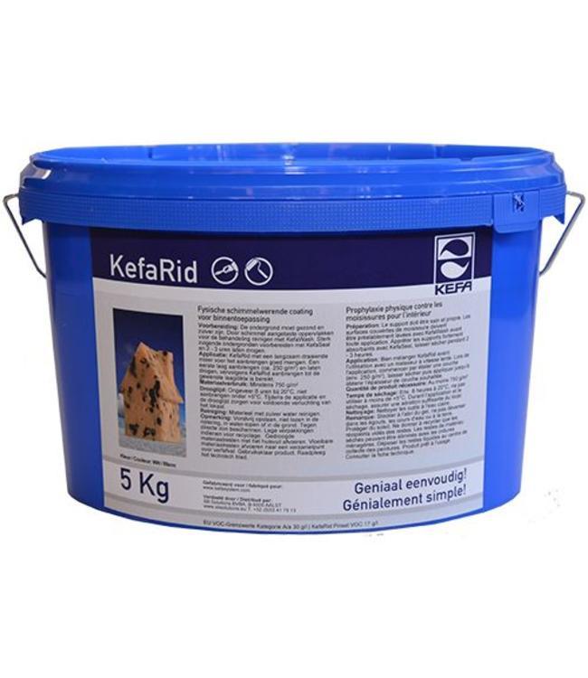 KEFA KefaRid revêtement anti-moisissures 5 L