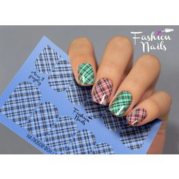 Fashion Nails Nail Wraps Aero