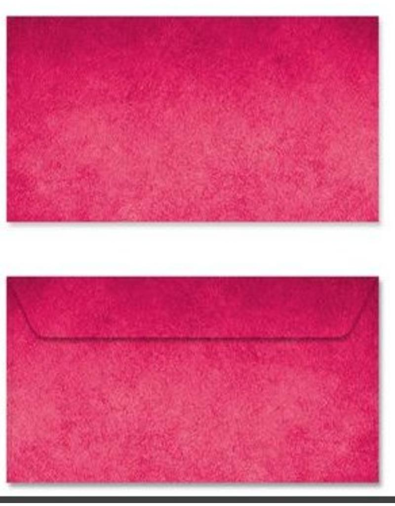 MPK Nails® Kuvert lang, Fuchsia mit Struktur