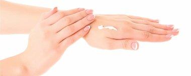 Hand- und Hautpflege