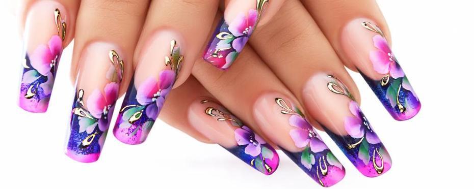 Fingernägel Verlängern Mit Hauchfeinen Nageltips