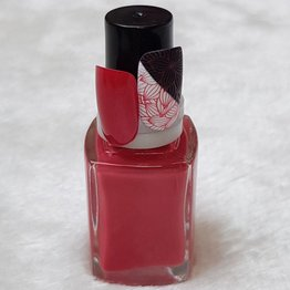 MPK Nails® Stampinglack 10ml 45 Strawberry Red