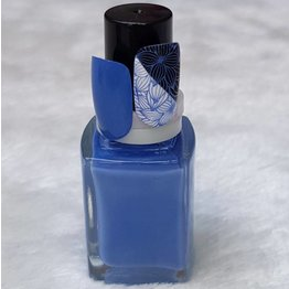 MPK Nails® Stampinglack 10ml 31  Jeans Blue
