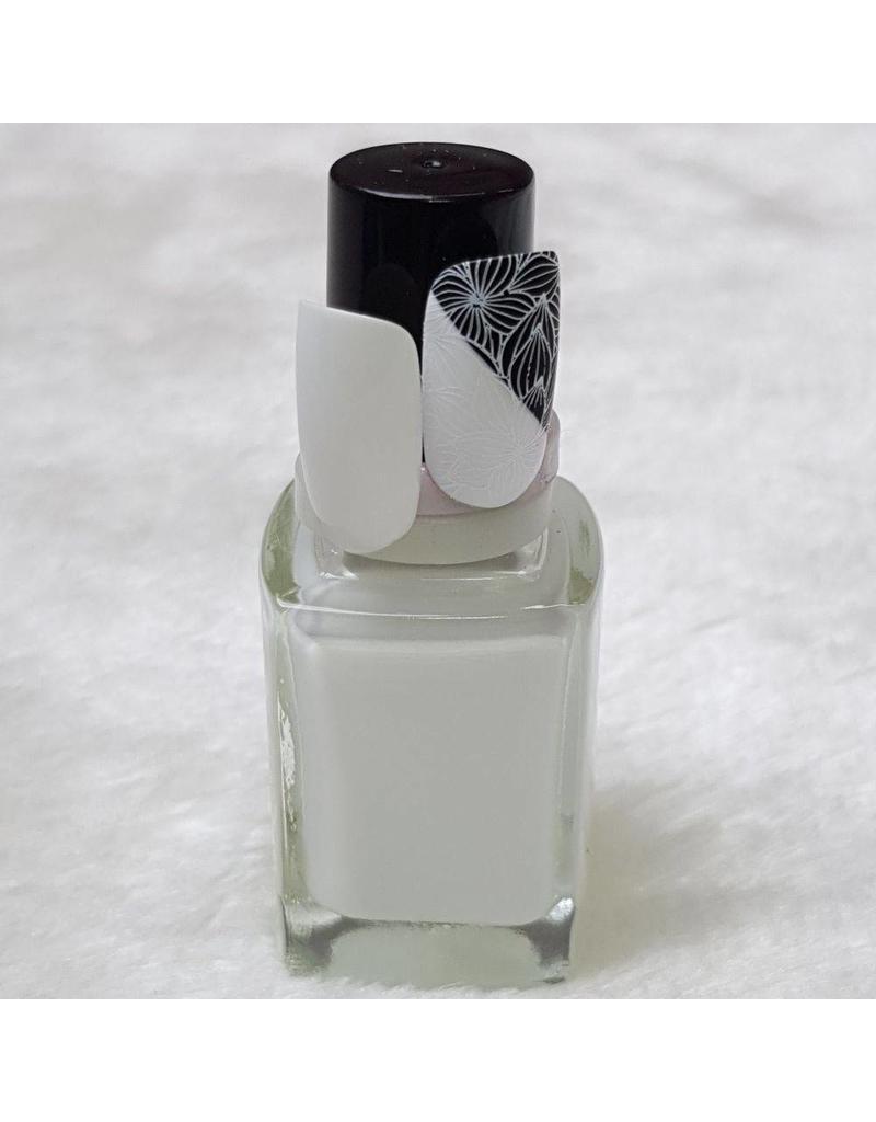 MPK Nails® Stampinglack 10ml 20 Weiß