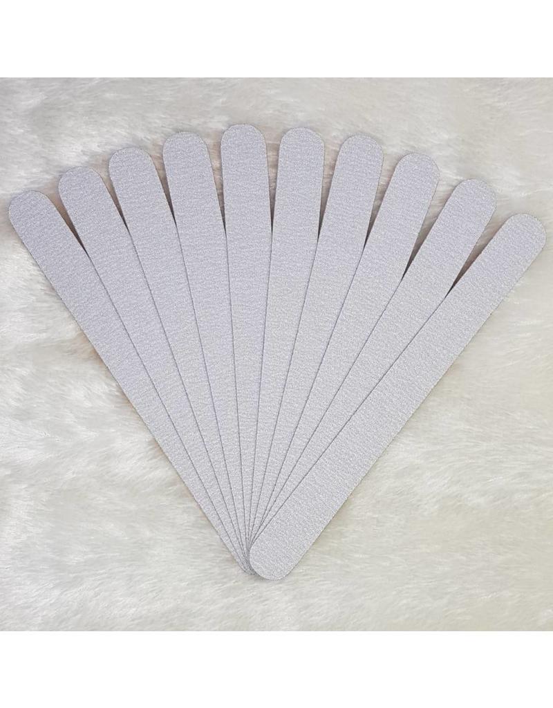 MPK Nails® Zebra-Feilblätter gerade 150