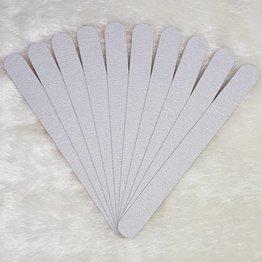 MPK Nails® Zebra-Feilblätter gerade 100