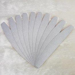 MPK Nails® Halbmond Feilblätter Silverstar Imperial 100