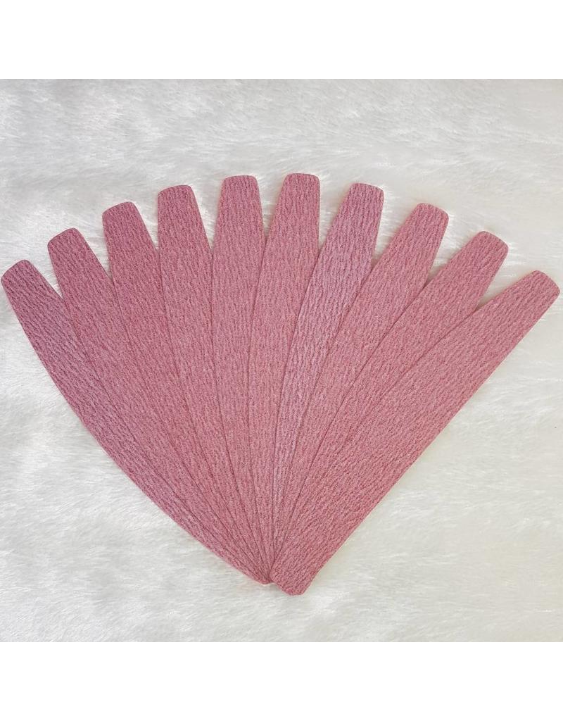 MPK Nails® Feilblätter Halbmond Red Dream 120