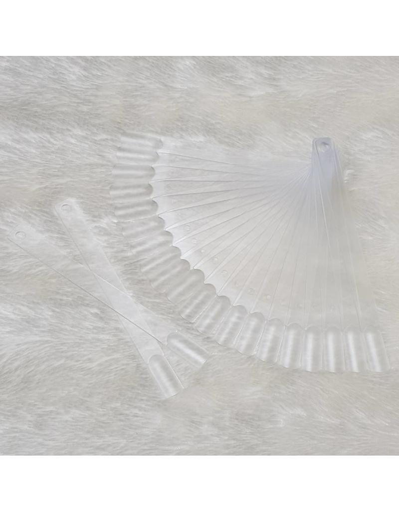 MPK Nails® Nail Art Präsentations Fächer satiniert