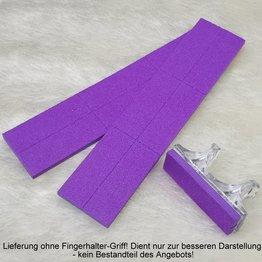 MPK Nails  12x Feilpad für Mini-Buffer, 120 - mittel
