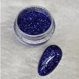 MPK Nails® Kosmetik Glitter Purple