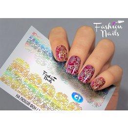 Nail Wraps Galaxy G3