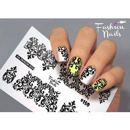 Nail Wraps Design FN150