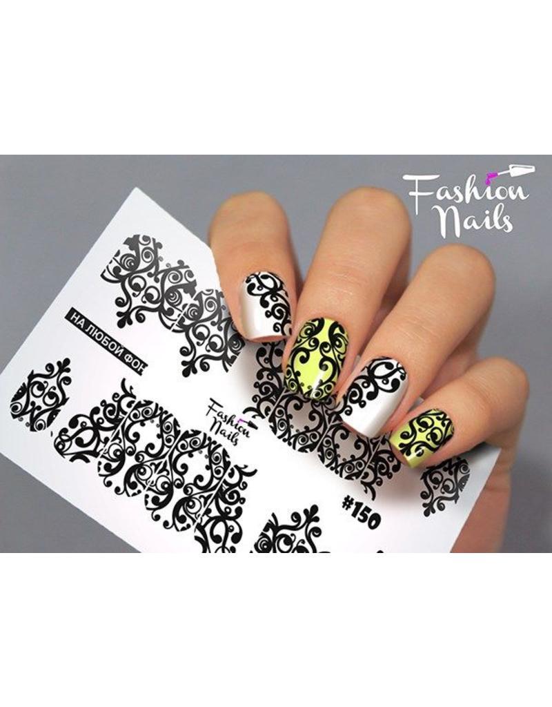 Nail Wraps Design
