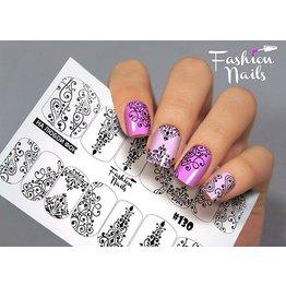 Nail Wraps Design FN130