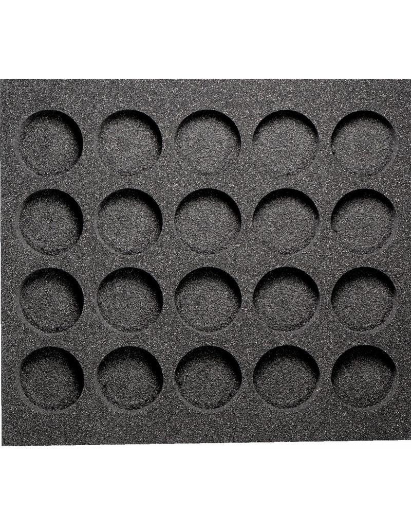 MPK Nails® Schaumstoffeinleger 20er für 30ml