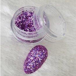 MPK Nails® Holo Glitterstaub Lily