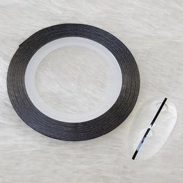 MPK Nails® Nailart Zierstreifen  schwarz