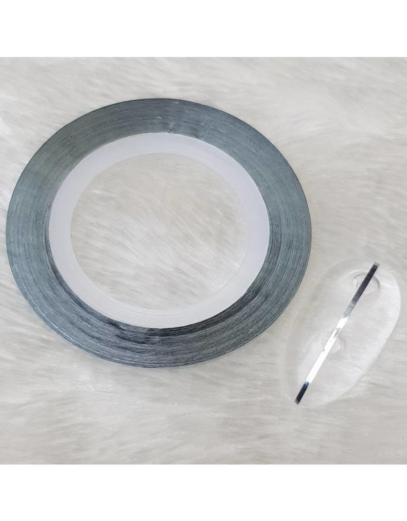 MPK Nails® Nailart Zierstreifen silber