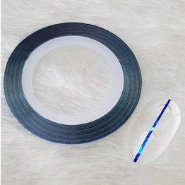 MPK Nails® Nailart Zierstreifen  holo blau