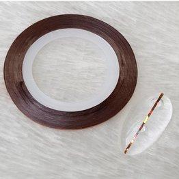 MPK Nails® Nailart Zierstreifen  holo copper