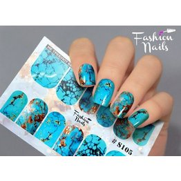 Fashion Nails Nail Wraps Design Stretch