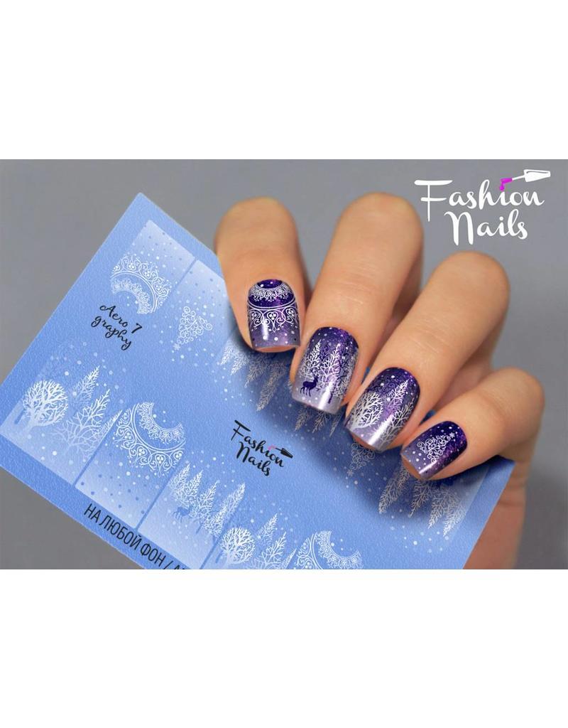 Nail Wraps Aero 7