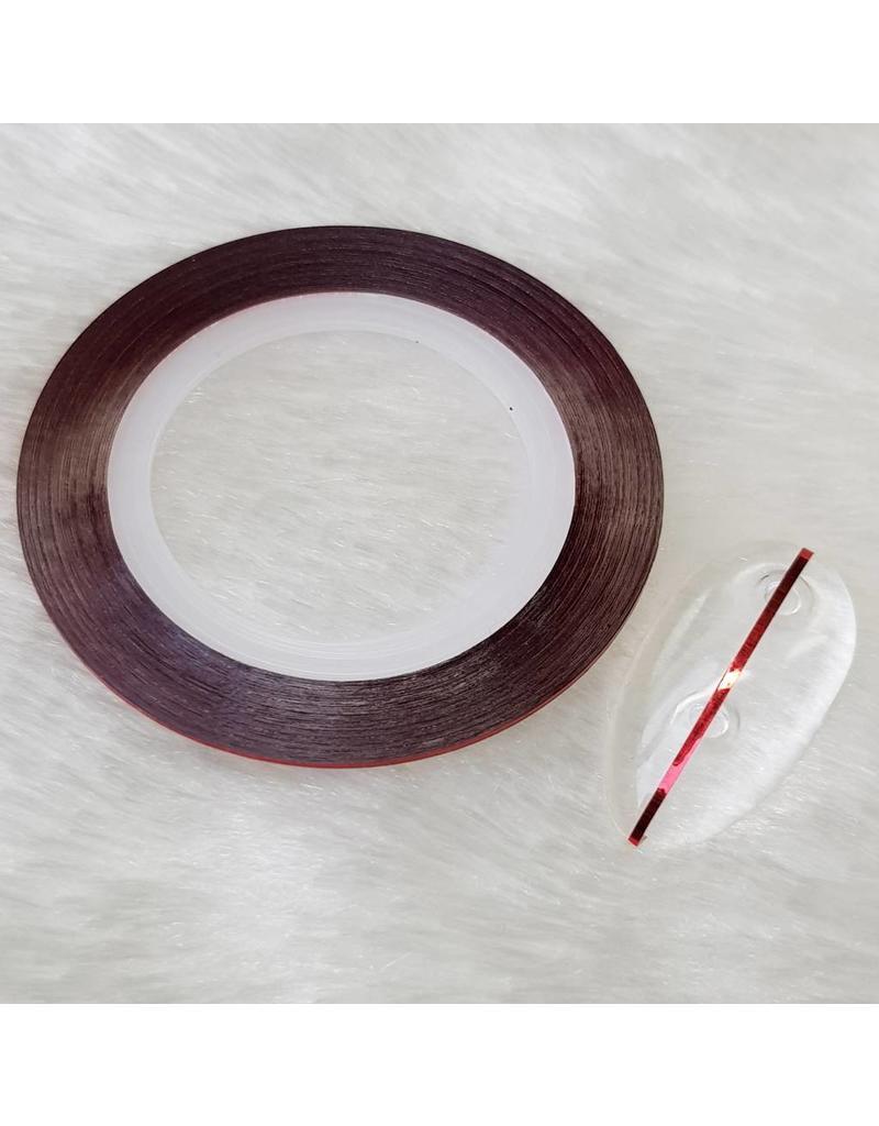 MPK Nails® Nailart Zierstreifen  rot