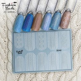 MPK Nails® Nail Wraps 3D