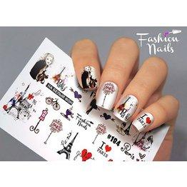 Nail Wraps Design FN184