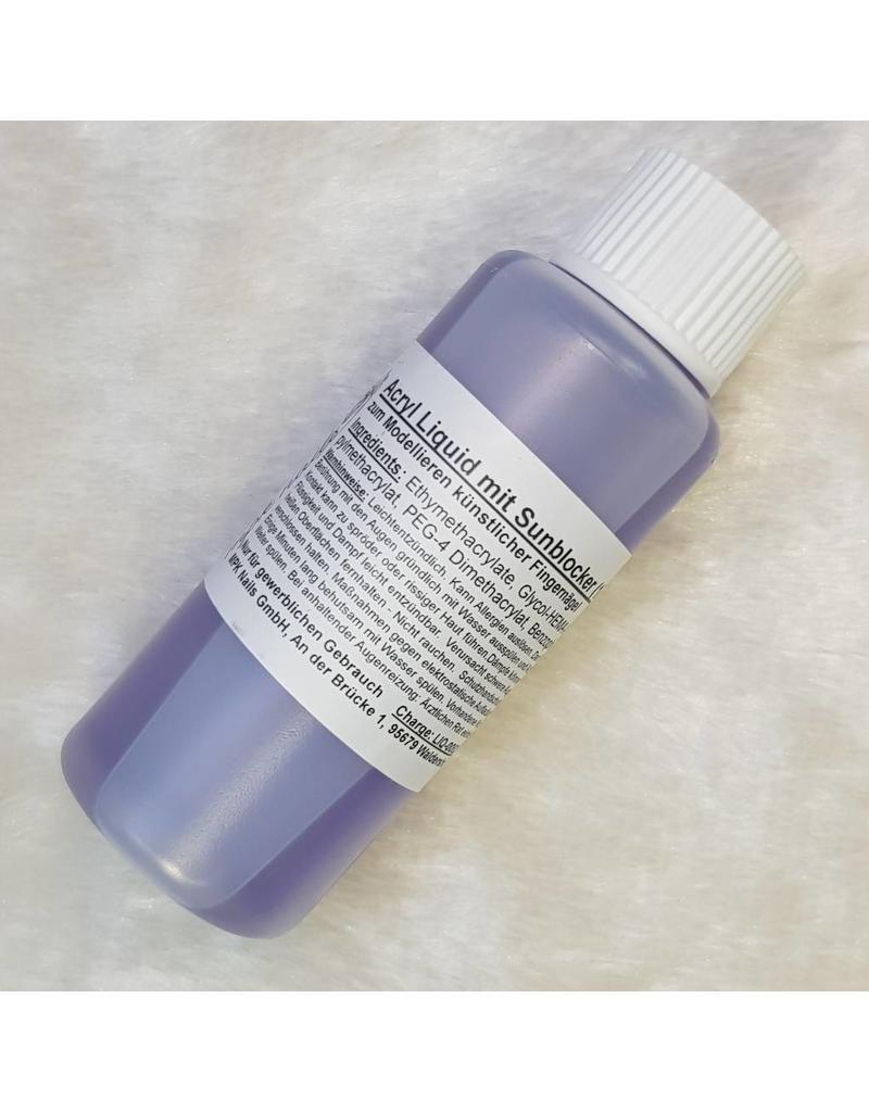 MPK Nails® Acryl Liquid mit Sunblocker 100ml