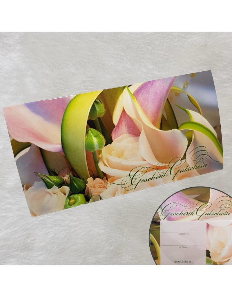 MPK Nails® Faltgutschein Multicolor