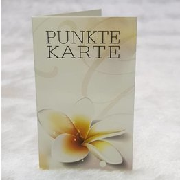 MPK Nails® Punktekarte