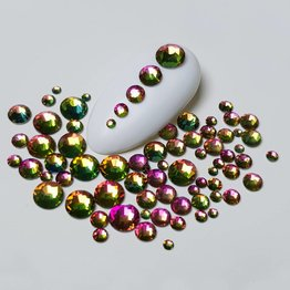 MPK Nails® Luminous Stars Strass Adelante Mix - Neu